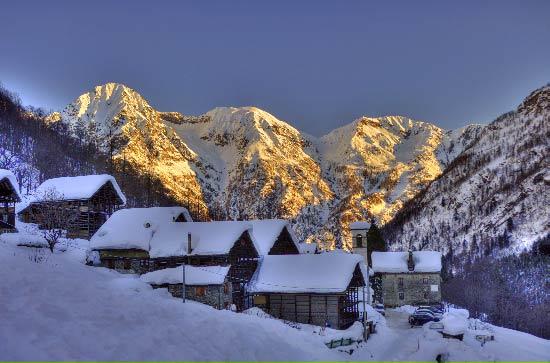 Ciaspolate fotografiche workshop di fotografia sul for Disegni paesaggio invernale